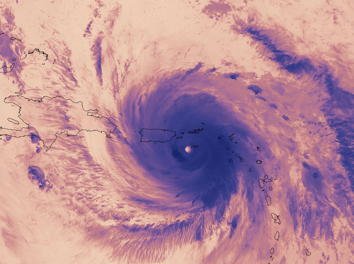 Hurricane Maria, September 2017